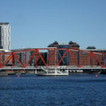 Salford Quays canal